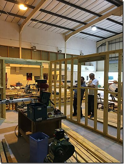 a social opportunity for men at the men's shed