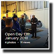 black isle men's shed open day