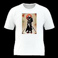 Samurai T-shirt Men