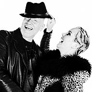Christine and John Sparks