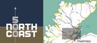 east ross-shire fishing, north coast 500