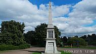 90th Regiment Memorial Perth.