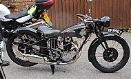 1929 Rudge Whitworth 500 Special