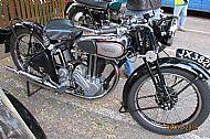 Al Hesslewood's 1936 Norton Model 19