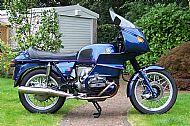 Les Carter's BMW R100RS