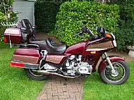 Les Carter's GL1200 Gold Wing