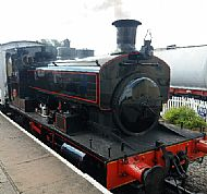 Barclay 040 Saddle TanK Engine