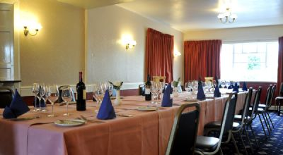 the elphinstone hotel function suite - copyright of lindsay addison