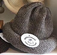 Jacobs wool hat - dark grey
