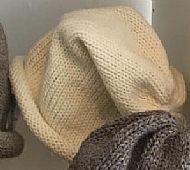 Jacobs wool hat - ecru
