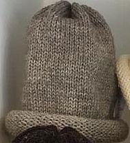 Jacobs wool hat - light grey