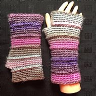 Mitts (heather)