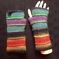 Mitts (Rainbow)