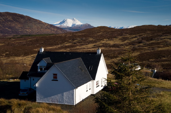 sgritheal view bed & breakfast, skye