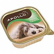 Apollo dog food 150g - game