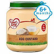 Cow & Gate egg custard