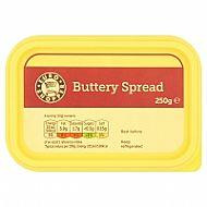 Buttery spread 250g euroshopper brand