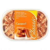 Classic Caramel ice cream 900ml