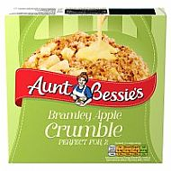 Aunt Bessie Apple crumble 240g