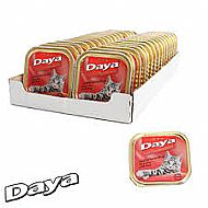 Daya cat food - 100g beef