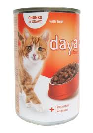 Daya Cat food - beef