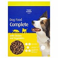 Complete dog food 950g