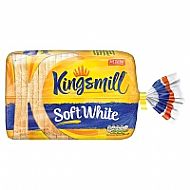 Kingsmill soft white medium loaf