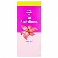 Panty liners h/s