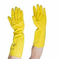 Rubber Gloves - Large