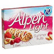 Alpen bars - Summer fruits