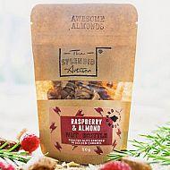Raspberry & Almond pouch - 50g