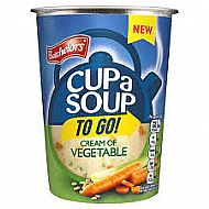 Batchelers soup to go - vegatables