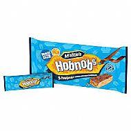 Hob Nob cake bars