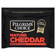 Pilgrims choice - mature cheddar