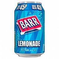 Barrs lemonade can