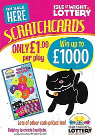 Isle of wight scratchcard