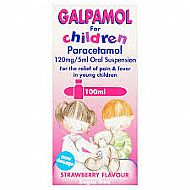 Childrens paracetamol 3+