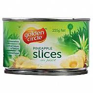 Pineapple slices 140g.5