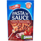 Batchelors Pasta n sauce tomato, onion & herb
