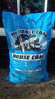House coal 25kg