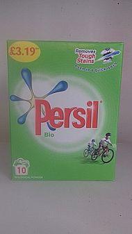 Persil washing powder