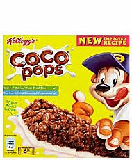 Coco pop cereal bars (6)