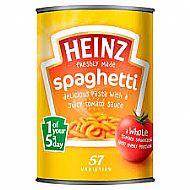 Heinz spagetti