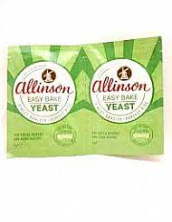 Yeast ( 2 sachet pack)