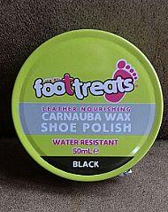 Shoe polish - black