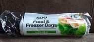 Food bags 500's