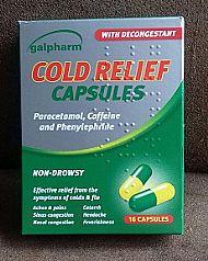 Cold capsules