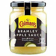 Colmans apple sauce