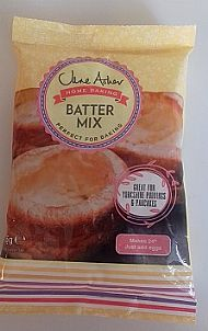 Batter mix