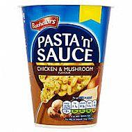 Pasta N sauce pot chicken & mushroom